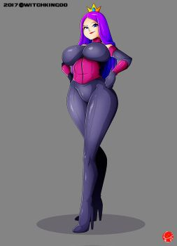 COMISSION: OC ORNELLA ver.01 by Witchking00