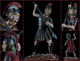 Battle Cry by emilySculpts