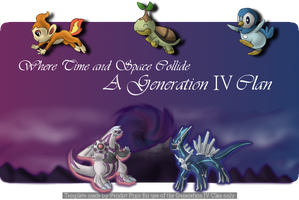 Generation IV Template by Brookreed