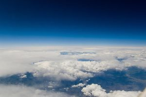 Clouds over Greece by Pepkosh