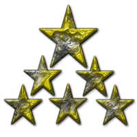 United Clan of Roblox Gold Star by Morgee123