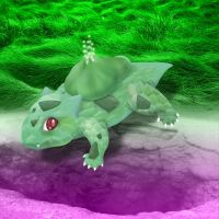 Bulbasaur - Dicynodon Lacerticeps by Rose--Wolf