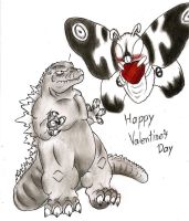 Happy Valentine's Day by MonsterKingOfKarmen