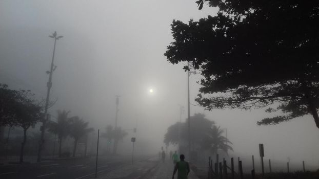 Scenes of Rio at Fog 3 by TheDrifterWithin