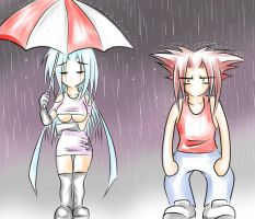 german summer weather by Cramous