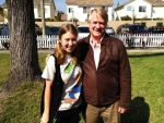Bill Farmer And Me by Juliamareefgoof