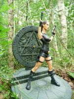 Tomb raider lara croft 4 by Enelaur