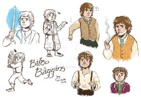 It's Bilbo time by Snizok