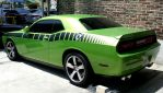 Lime Green American Muscle by toyonda