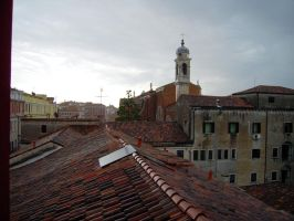 when in Venice, rooftop view 2 by MikeyG8