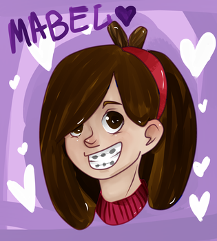 MABEL!MABEL!MABEL by Amy-Zilla