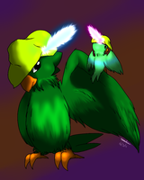 Glowing Brothers by Syoshi