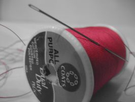 Pink Spool. by see-you-again
