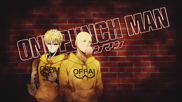 Street | One Punch Man by TaigaLife