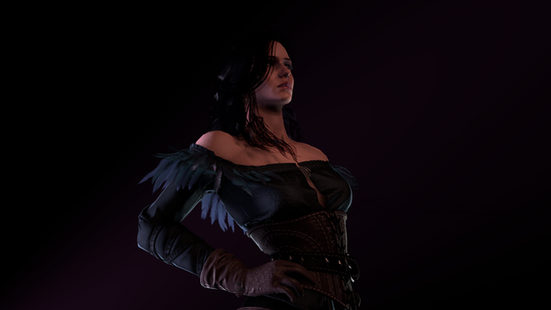 Yennefer POSE/LIGHT 2 by Somethings13