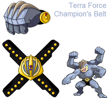 PSC- Machamp