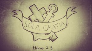 Sola Gratia - Wallpaper by eJcalado