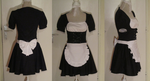 Maid costume by UndercoverKadaj
