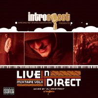 CD Cover - Introspect LnD by PhillipQHudson