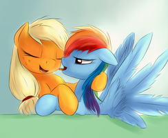 Appledash Lick by Sokolas