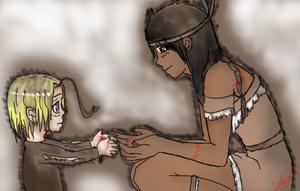 My Son, Canada and Native America by LaRaeXandXNinjas