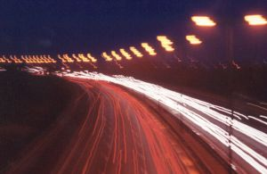M1 by night by tallon