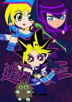 Chibi: Yu-gi-oh! (Yugioh) Group by animereviewguy
