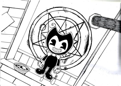 bendy and the ink machine chapter 3 markiplier