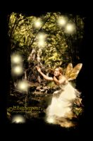 Golden Water fairy by FairieGoodMother