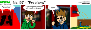 EWGUESTCOMIC No. 57 - Problems by SuperSmash3DS