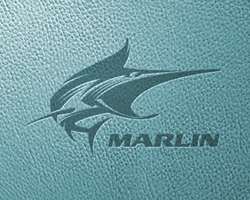 Logo Marlin by Galitsyn
