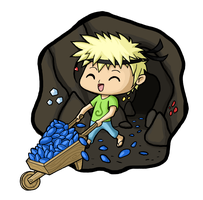 InTheLittleWood chibi by Niicchan