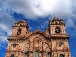 Cusco Cathedral by gerryray