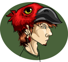 Birdboy by Silphes