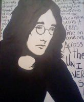 John Lennon by Nodding