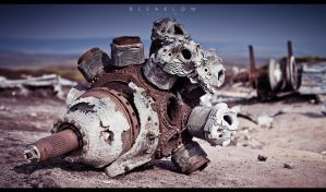 Bleaklow IV by geckokid