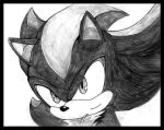 Shadow The Hedgehog by CandyKins