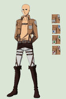 BASE: Attack on Titan Male by Nightmare-Moon222