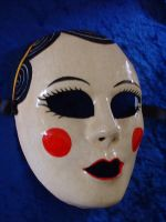 Russian Doll Mask by xothique