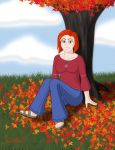 Colors of Fall by LaVioletta