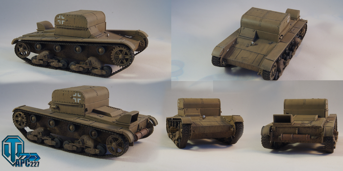 T-26 T by Rodesu