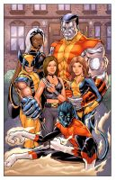 X-Men by DashMartin