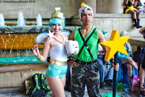 Otakon 2014 - The Tooth Fairy Is Here! by VideoGameStupid