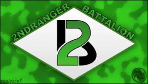 2nd Ranger Battalion Clan Logo by ispec