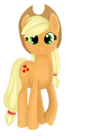 Hey there, y'all, I'm Applejack by jigsaw91