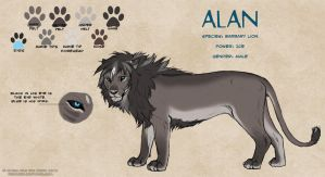 Alan V2 by NadiavanderDonk
