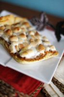Pumpkin Marshmallow Tart by laurenjacob