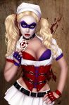 Comishart's Harley Quinn - Colors by StacyRaven