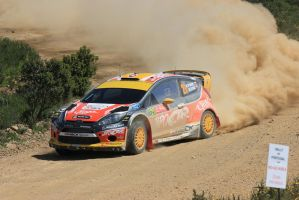 2013, Martin Prokop, Ford, Loule, Rally Portugal by F1PAM