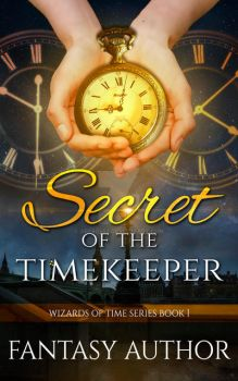 Book Cover Pre-Made: Timekeeper (AVAILABLE) by arebg452